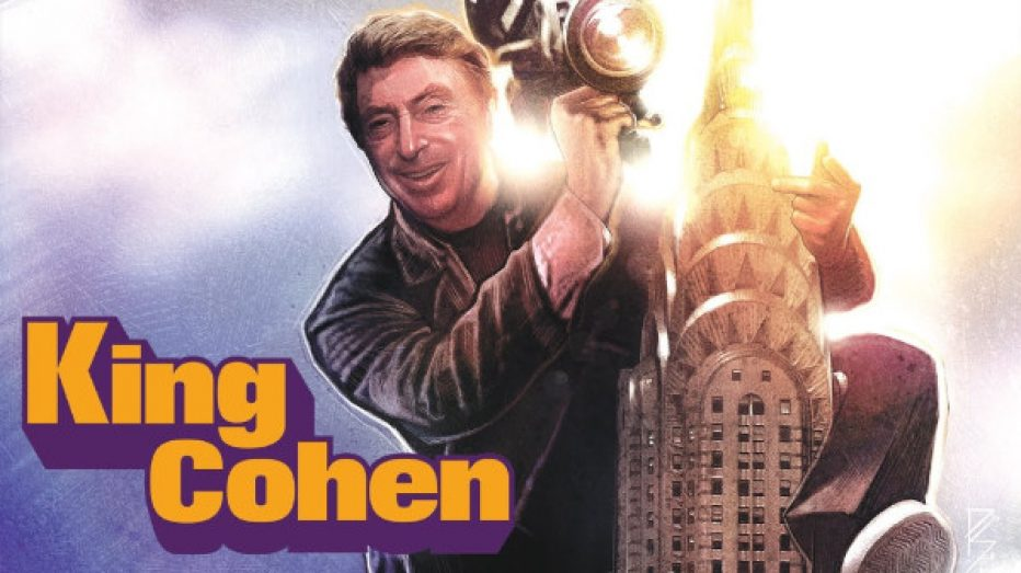 DARK STAR PICTURES GIVES 'KING COHEN' NORTH AMERICAN THRONE