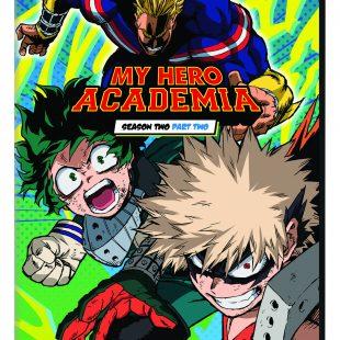 My Hero Academia Season 2, Part 2 – Coming Soon