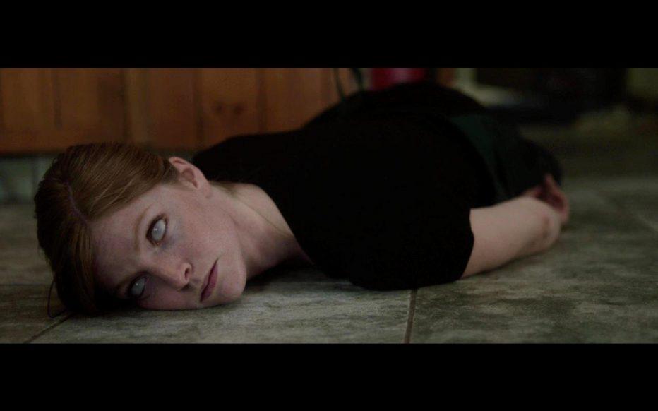 RADIUS directors Steve Leonard & Caroline Labreche talk last minute casting, sinking corpses & making the FrightFest audience cry