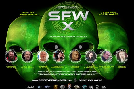 Sci Fi Weekender X Blasts Off for its 10th Voyage