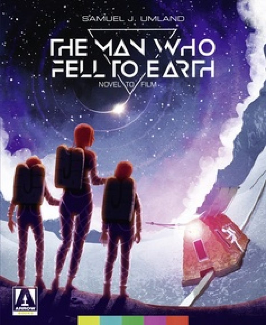 The Man Who Fell to Earth by Samuel J. Umland available from 25 May 2018