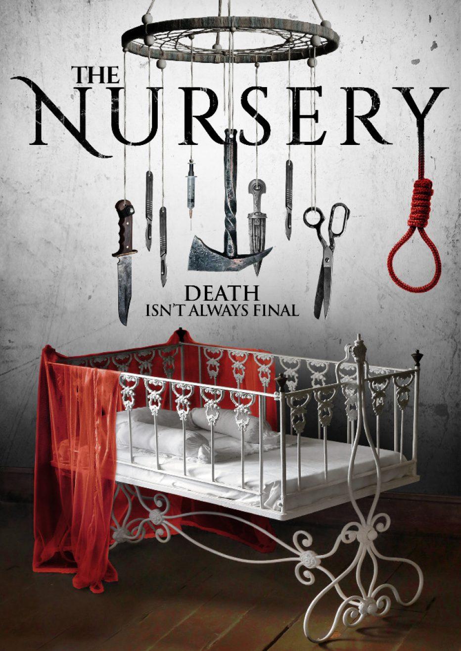 Supernatural horror THE NURSERY premieres on VOD this June!