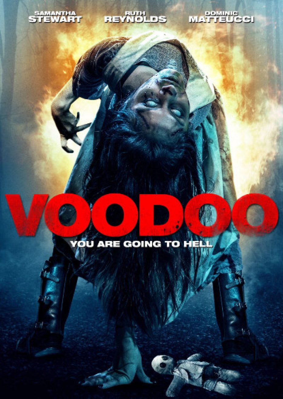 """Must see"" VOODOO makes its long-awaited DVD debut this September!"