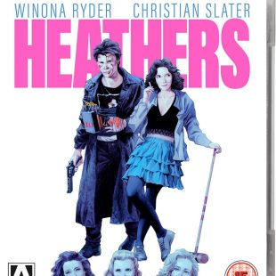 Heathers – on DVD & Blu-ray on 10 September 2018