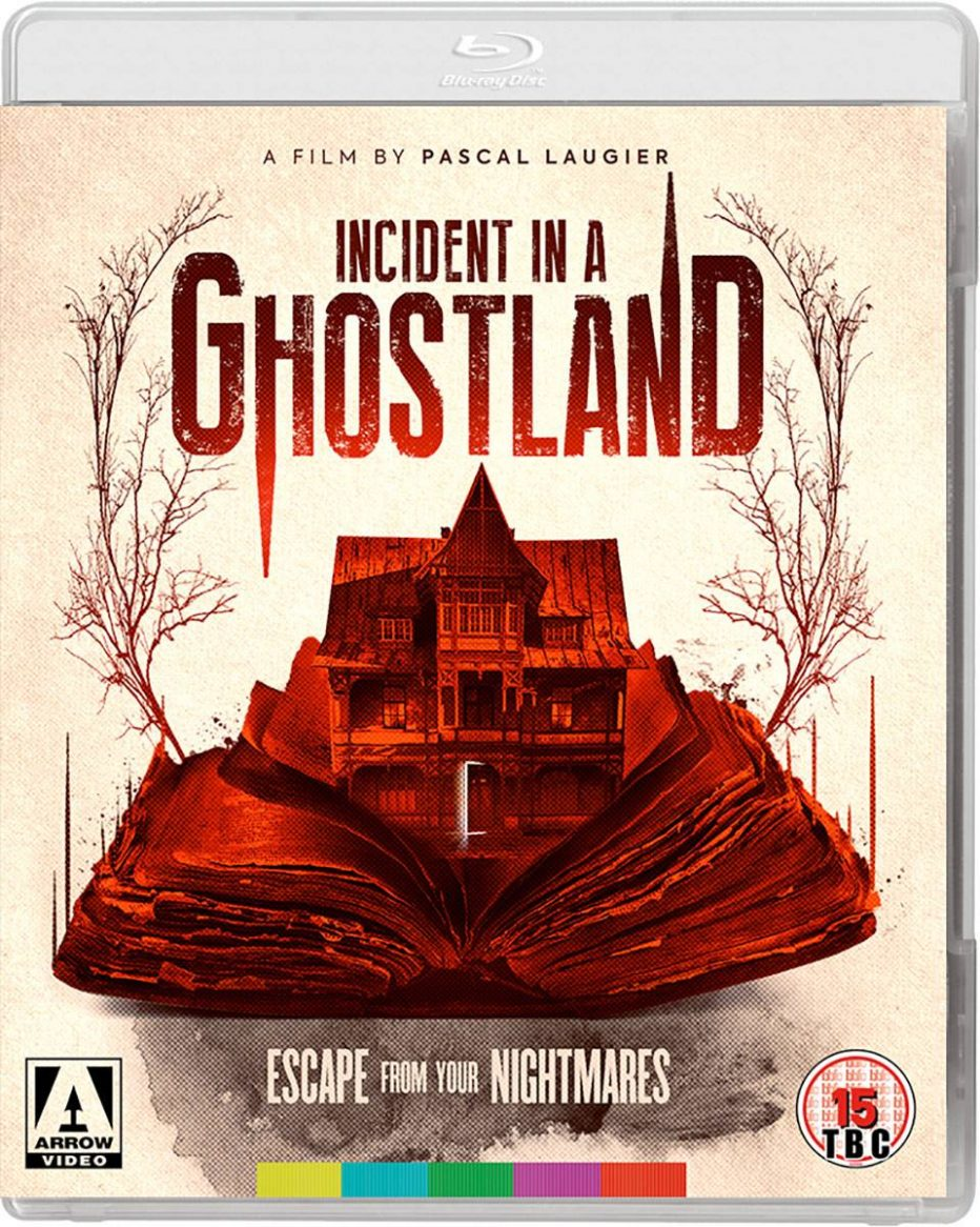 Incident in a Ghostland  Out on Blu-Ray & DVD 3rd Sept. 2018
