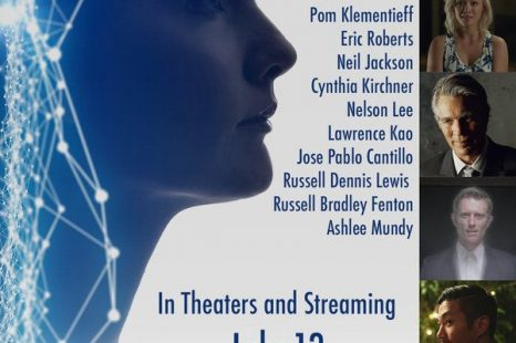 "In theatres and VOD 13th July, ""A.I TALES"" starring Pom Klementieff (""Guardians of the Galaxy""), Eric Roberts, Neil Jackson (""Westworld"")"
