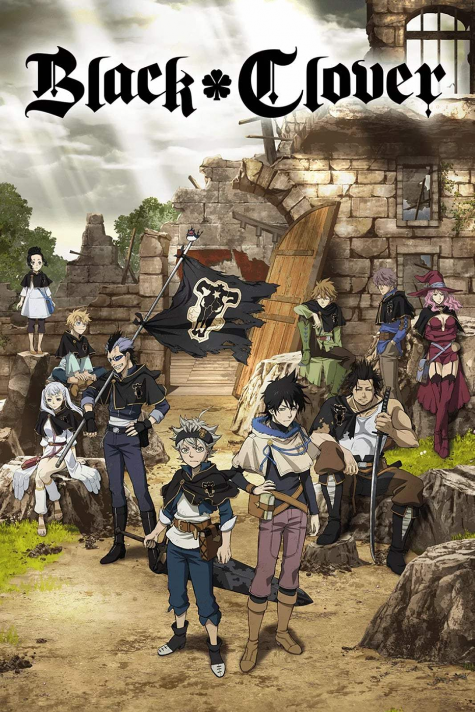 Black Clover – Coming Soon