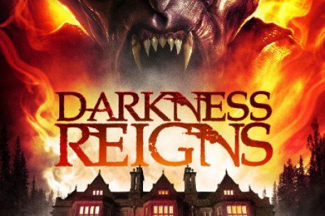 "New trailer, poster for ""DARKNESS REIGNS"" starring sci-fi icon CASPER VAN DIEN!"