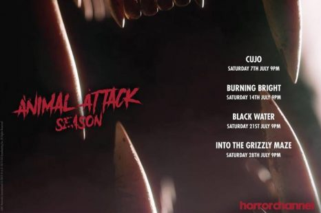 Horror Channel gets beastly in July with ANIMAL ATTACK SEASON