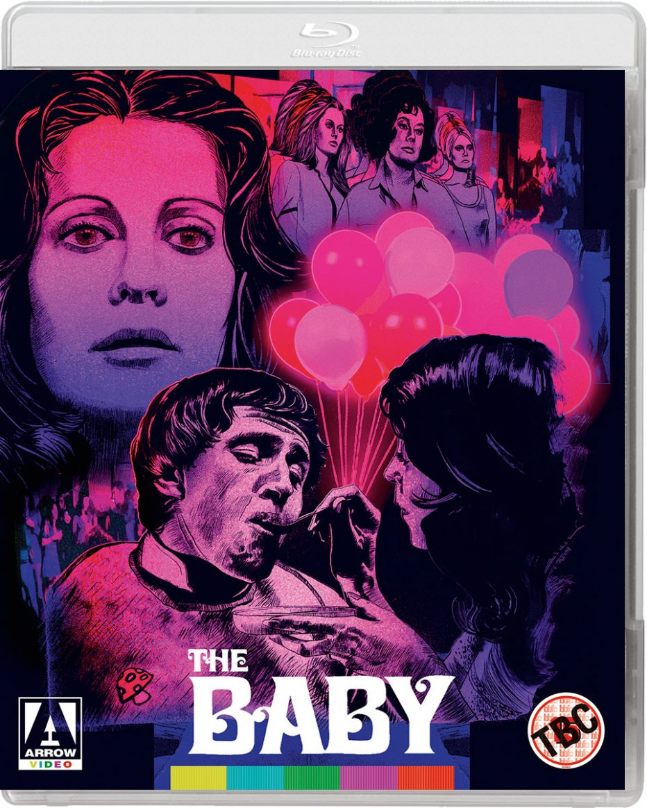The Baby – on Blu-ray on 24 September 2018