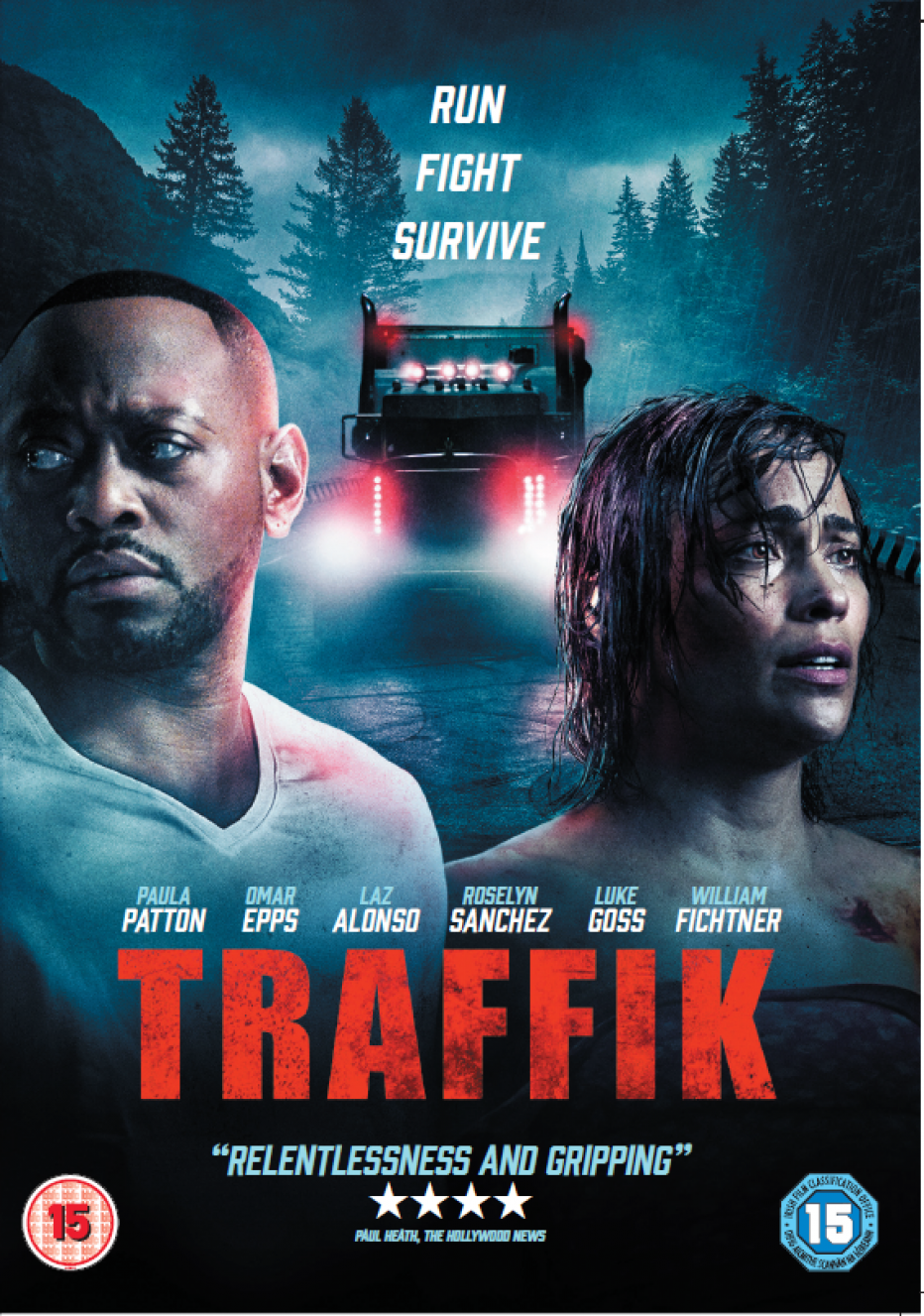 TRAFFIK Available to Download 3rd July DVD & VOD 16th July