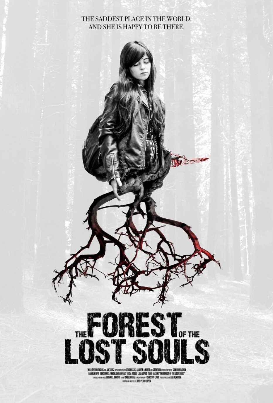 New Trailer for THE FOREST OF THE LOST SOULS – in theaters across North America August 3 and on Demand