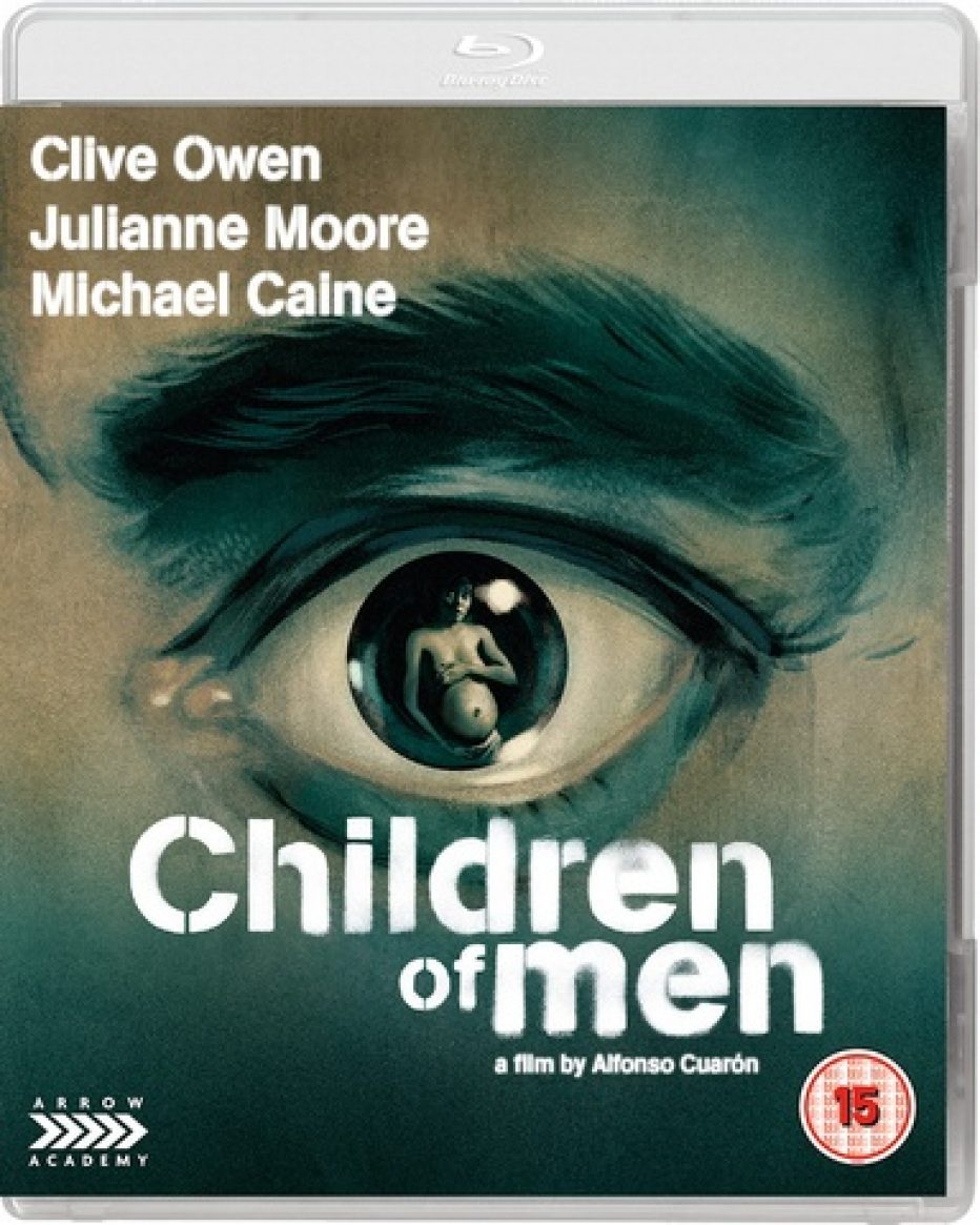 Children of Men Out on Blu-Ray 5th Nov. 2018