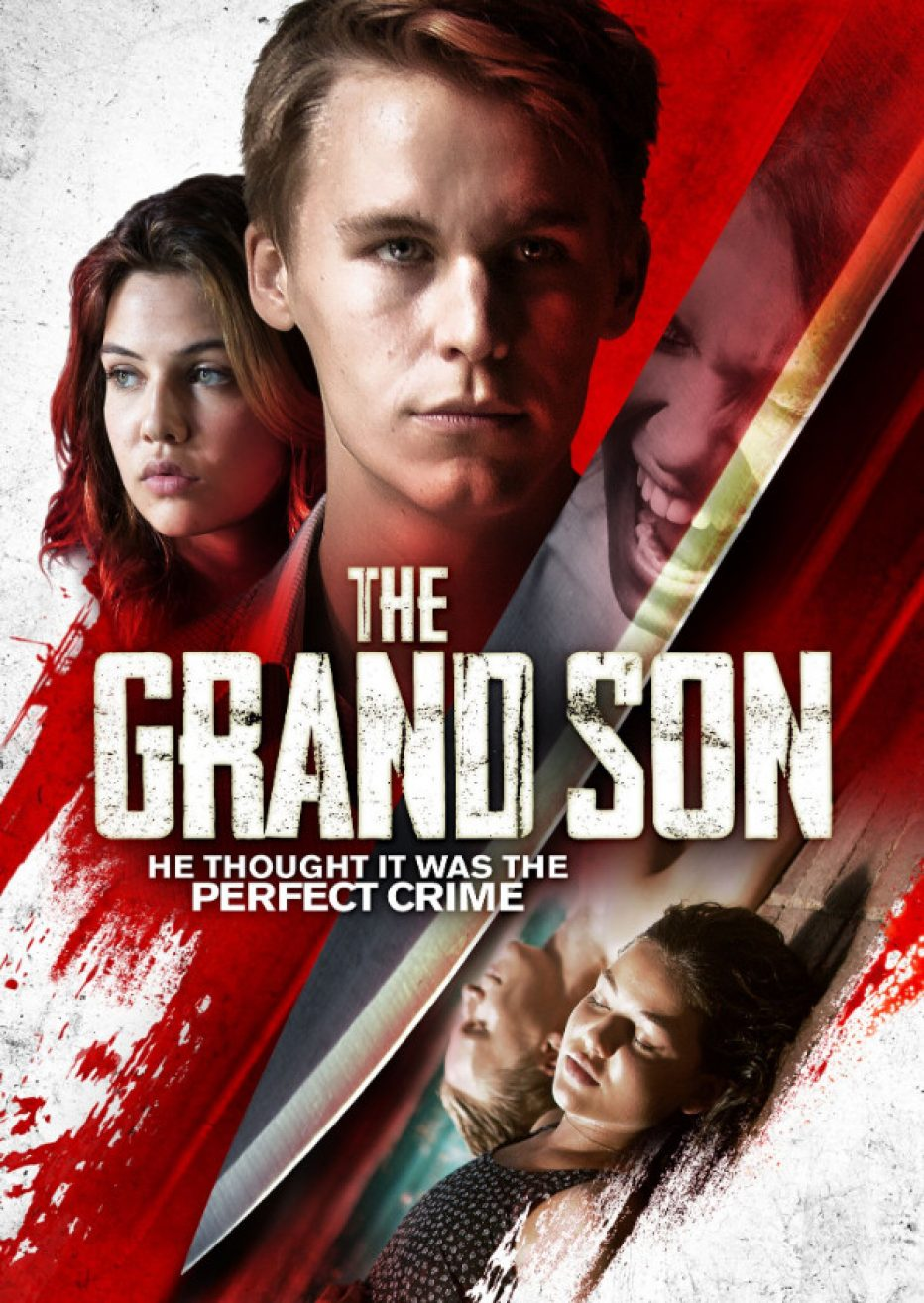 THE PURGE'S Rhys Wakefield and Oscar Nominee Lesley Anne Warren in THE GRAND SON – making a killing this August on VOD!