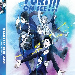 YURI!!! ON ICE COMPLETE SERIES – Coming Soon