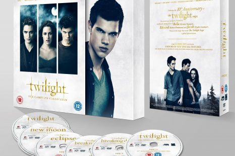 TWILIGHT: The Complete Collection 10th Anniversary Special Edition on DVD & Blu-ray for Christmas