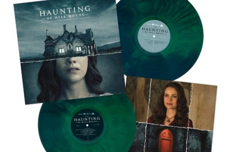 On Sale NOW! The Haunting Of Hill House Music From The Netflix Horror Series