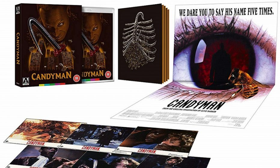 Candyman (1992) Arrow Video Limited Edition Blu-Ray Review by Steve Wells