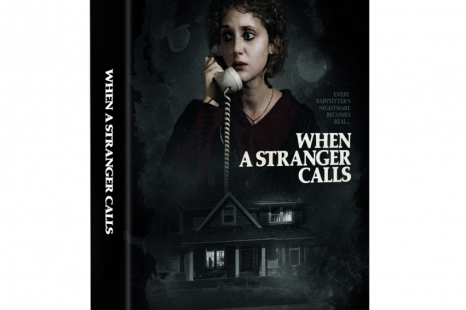When A Stranger Calls/ When A Stranger Calls Back: Limited Edition Blu-ray Debut – packed with special features – arrives 17 December