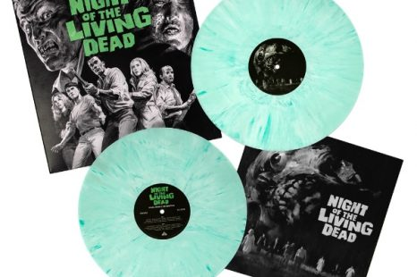 On Sale NOW! Night Of The Living Dead The 50th Anniversary Soundtrack!