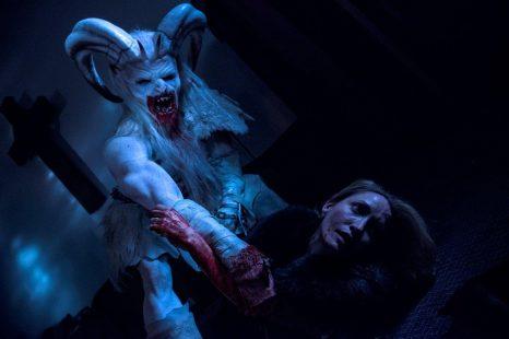 Festive fright aplenty as Horror Channel serves up Zombies elves, Xmas demons & William Shatner
