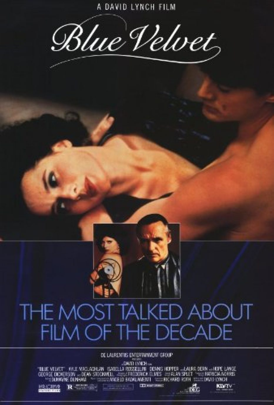 YOUR FAVOURITE DAVID LYNCH DIRECTED MOVIES – TOP FIVE