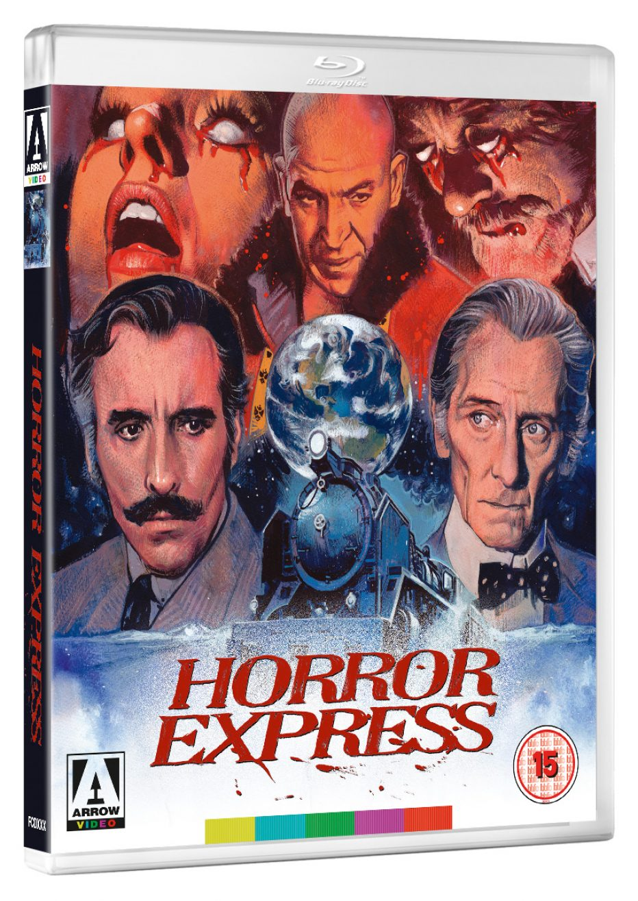 Horror Express on Blu-ray on 11 February 2019