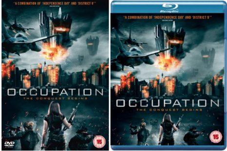 OCCUPATION, STARRING 'AQUAMAN'S' TEMUERA MORRISON, RELEASES ON DVD, BLU-RAY & DIGITAL, 21 JAN 2019
