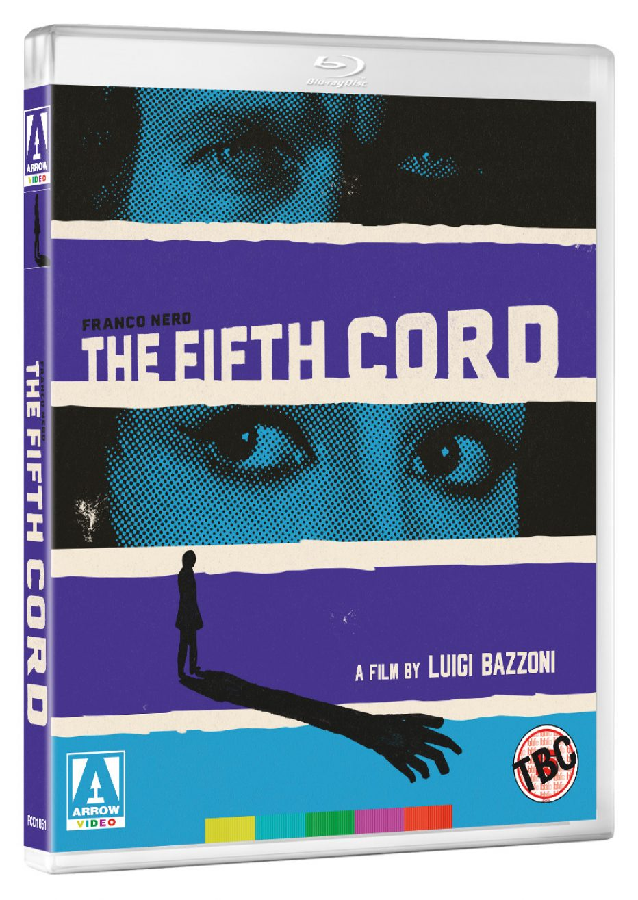 The Fifth Cord Out on Blu-Ray 4th February 2019