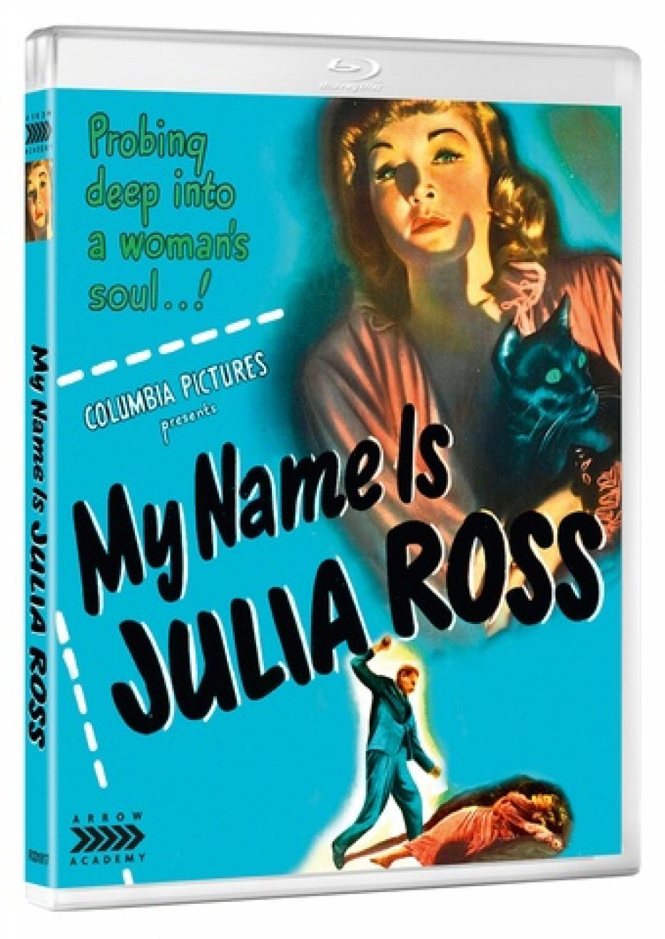My Name Is Julia Ross – released on Blu-ray 18 February 2019