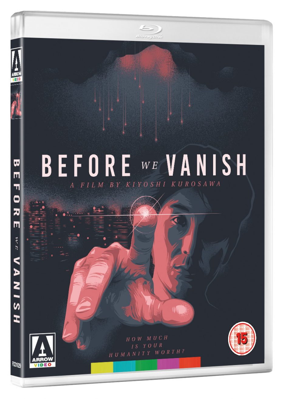 From the director of Japanese horror classic PULSE comes the genre-bending spectacle BEFORE WE VANISH out 11th February from Arrow Video