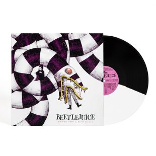 Beetlejuice 30th Anniversary Soundtrack On Sale NOW!