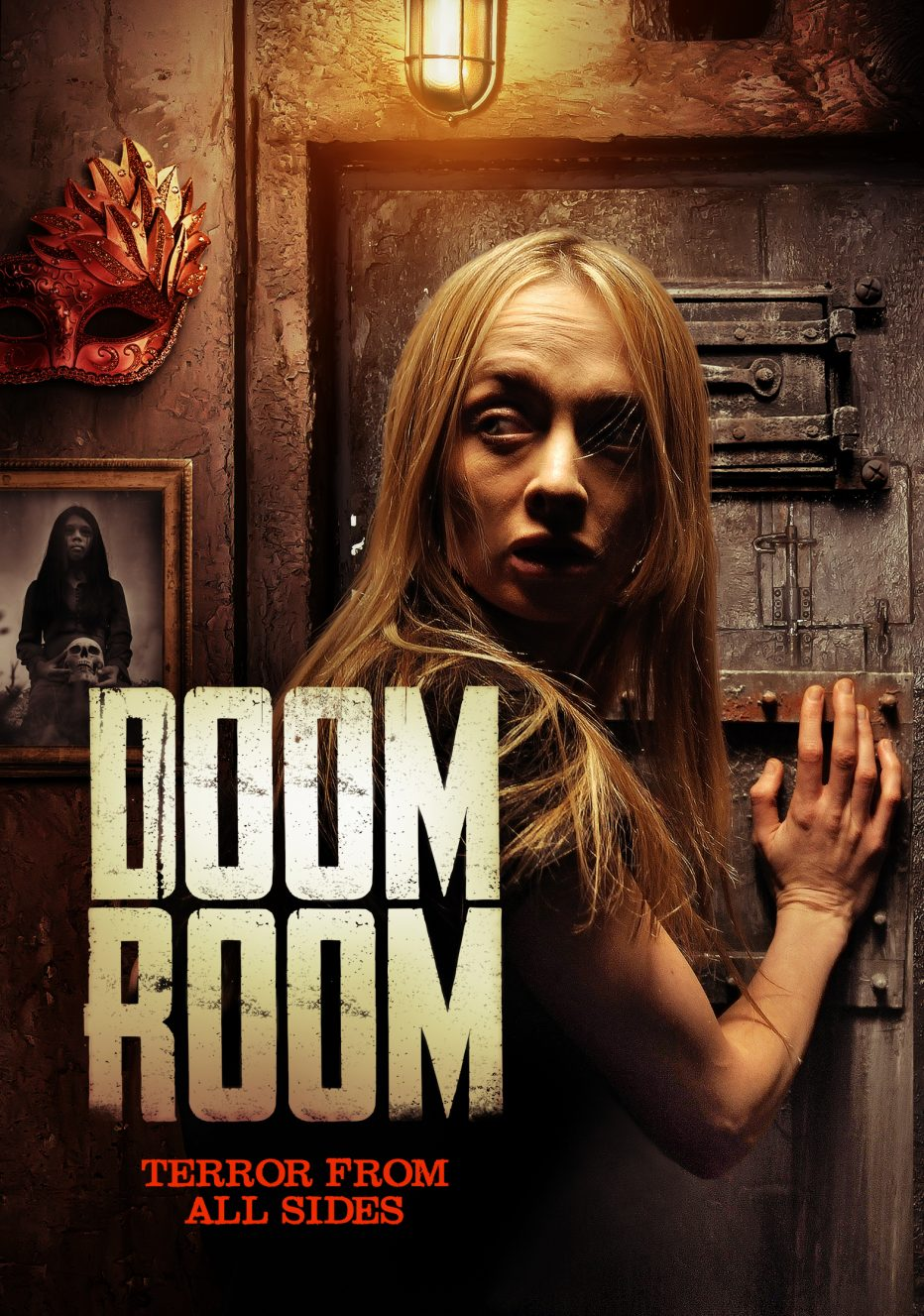 Official Trailer for DOOM ROOM starring Debbie Rochon On VOD January 15