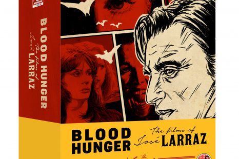 Blood Hunger: The Films of José Larraz On Blu-ray from 25 March 2019