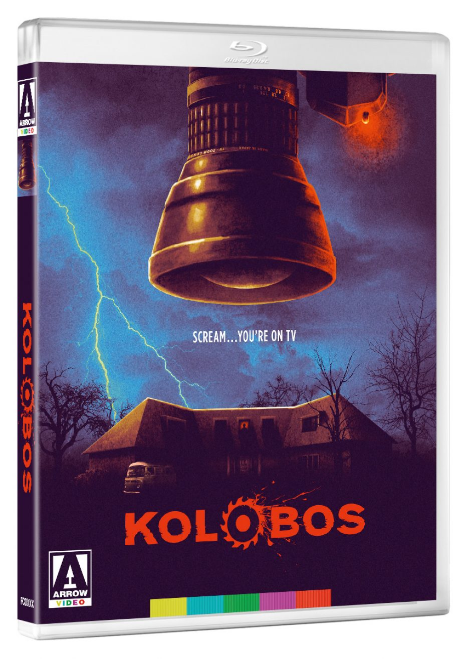 Kolobos On Blu-ray from 11 March 2019