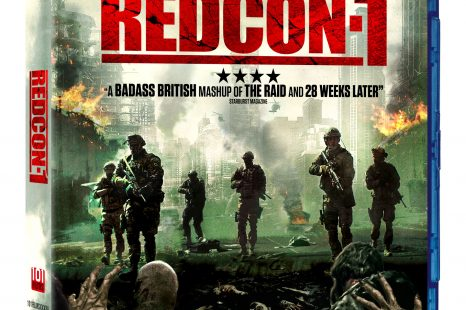 British zombie action epic REDCON-1 arrives on Blu-ray, DVD & VOD 25th February 2019