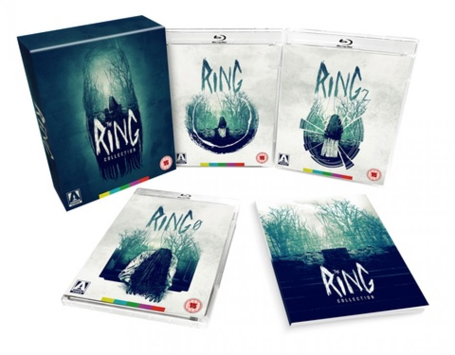 The Ring Collection On Blu-ray from 18 March 2019