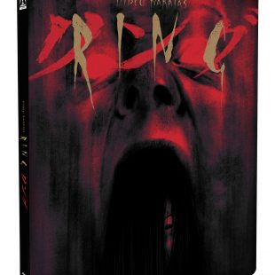 The Ring On Limited Edition Steelbook Blu-ray, Blu-ray and DVD from 18 March 2019