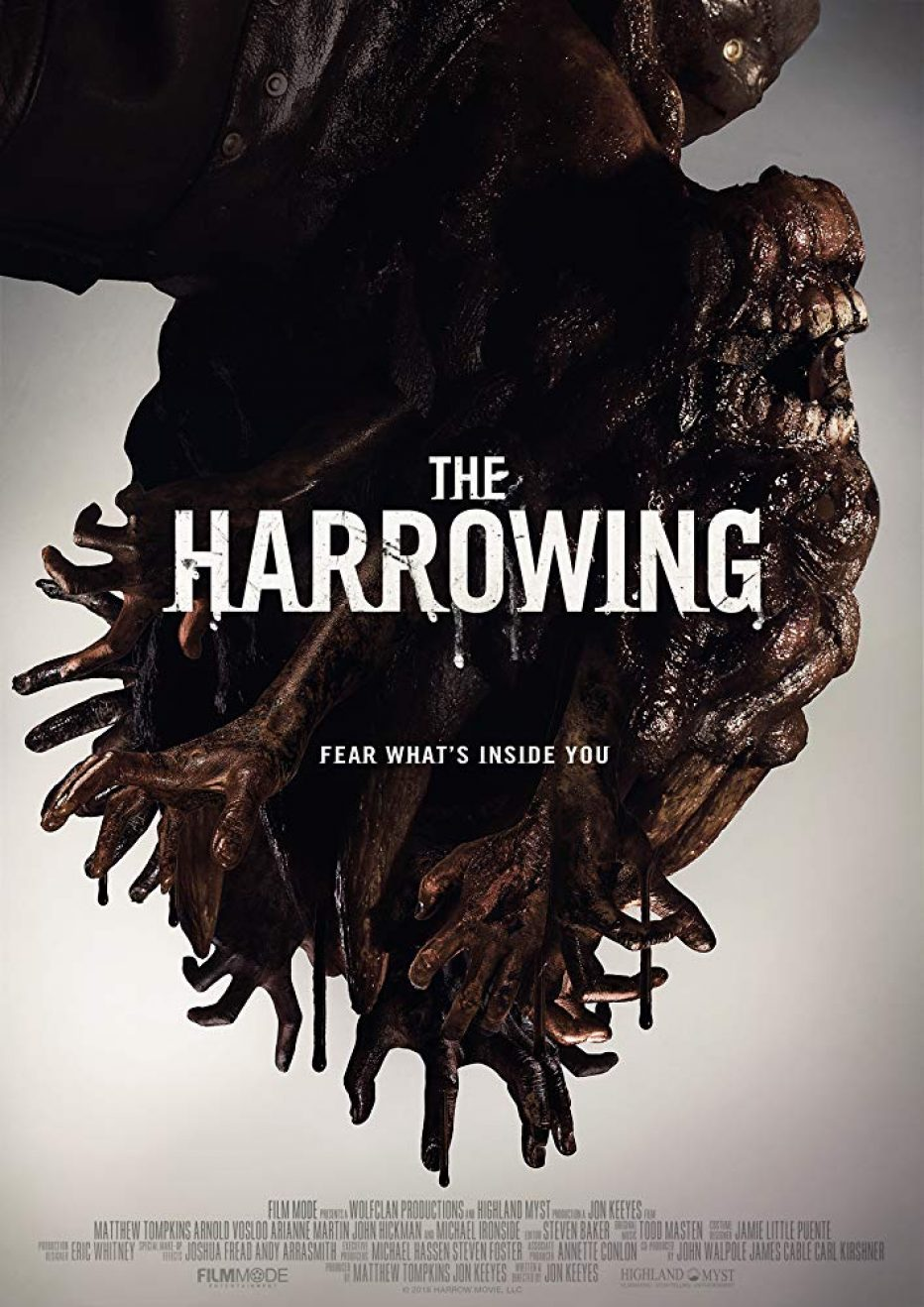 Official trailer for THE HARROWING coming Christmas Day!