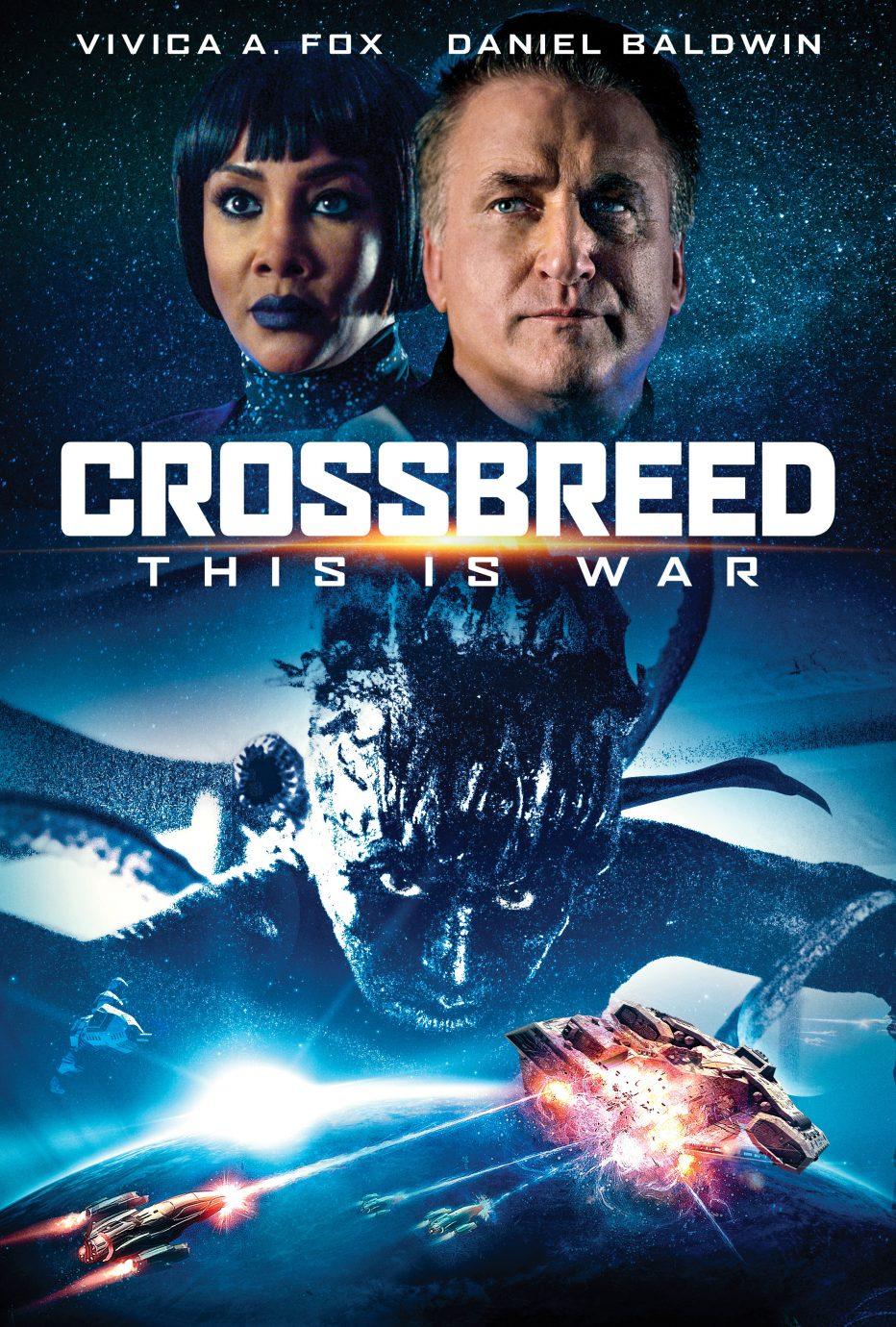 Vivica A.Fox stars in sci-fi thriller CROSSBREED Coming February 5, 2019