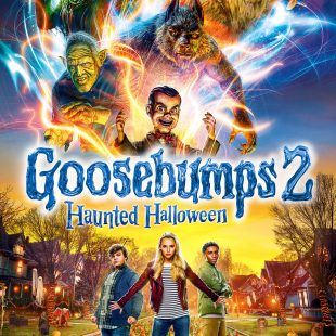 GOOSEBUMPS 2 On Digital Download February 11 and Blu-ray™ & DVD February 18