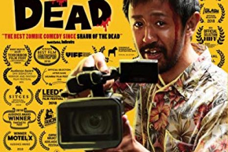 One Cut Of The Dead (2017) Review by Steve Wells