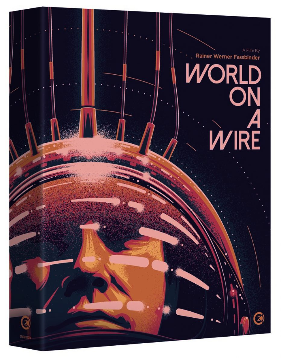 Fassbinder's sci-fi epic 'World on a Wire' makes UK Blu-ray premiere in limited edition boxset on 18 Feb