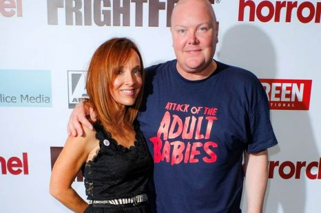 Interview with Dominic Brunt & Joanne Mitchell ahead of Horror Channel's UK TV premiere of Attack of the Adult Babies