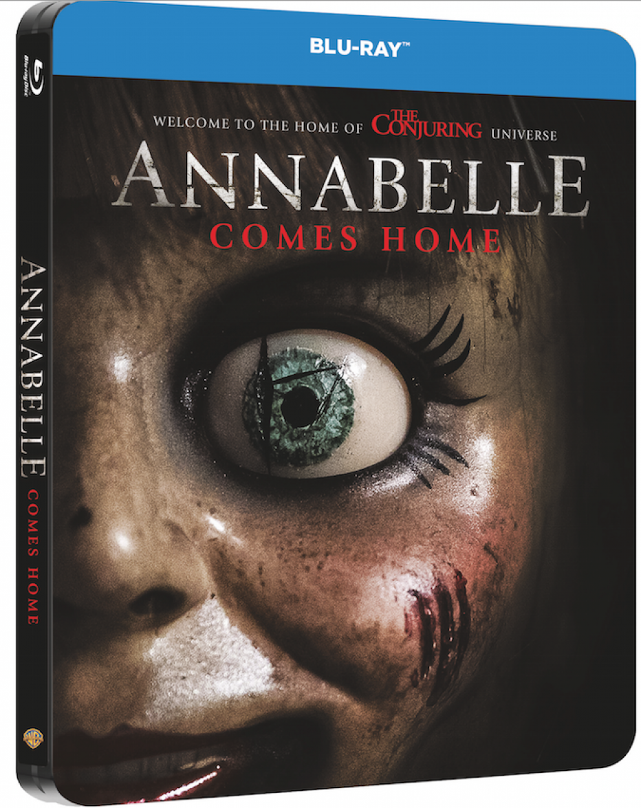 Annabelle Comes Home 2019 Review My Bloody Reviews
