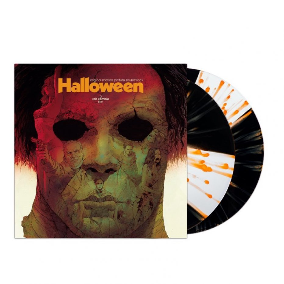 Halloween 2020 Soundtrack Pre Order Rob Zombie's HALLOWEEN Original Motion Picture Soundtrack