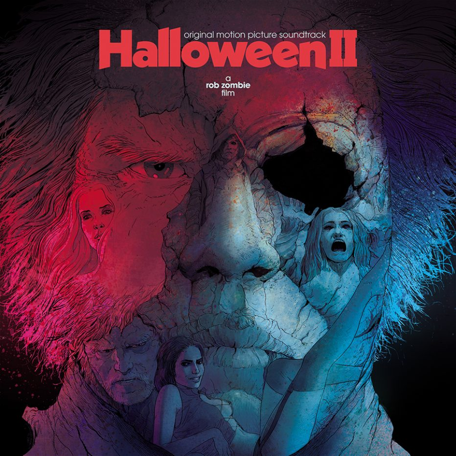 Halloween 2020 Soundtrack Pre Order Rob Zombie's HALLOWEEN II Original Motion Picture Soundtrack
