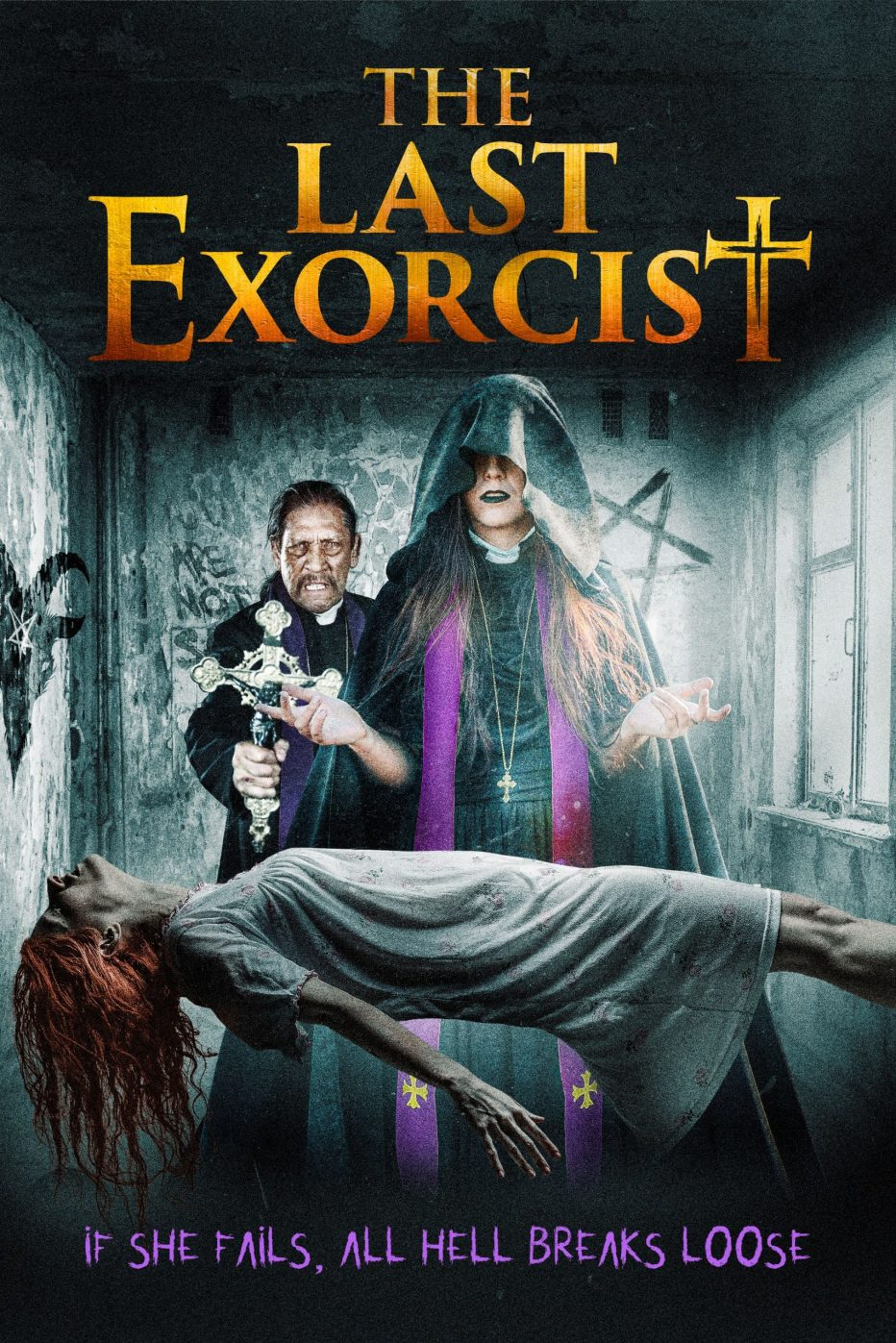 Exorcism Trailer Before Halloween 2020 Official Trailer** Danny Trejo is THE LAST EXORCIST!   My Bloody